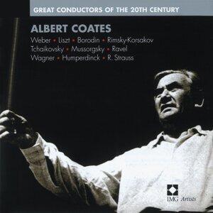 Albert Coates (寇茲) 歌手頭像
