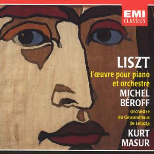 Michel Beroff/Leipzig Gewandhaus Orchestra/Kurt Masur アーティスト写真