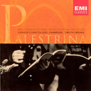 Choir Of Clare College, Cambridge/Timothy Brown 歌手頭像