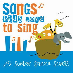 25 Sunday School Songs 歌手頭像