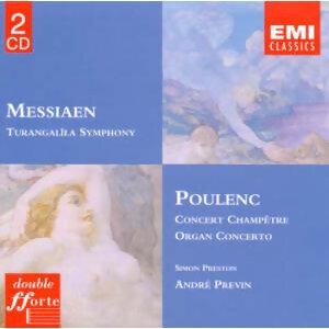 Andre Previn/London Symphony Orchestra/Michel Beroff/Jeanne Loriod/Simon Preston 歌手頭像