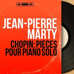 Jean-Pierre Marty 歌手頭像