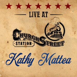 Kathy Mattea (凱蒂瑪蒂雅) 歌手頭像