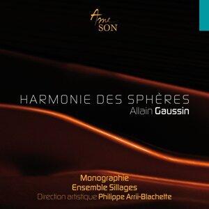 Ensemble Sillages, Jean-Marc Fessard, Sophie Deshayes 歌手頭像
