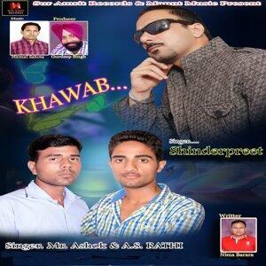 Shinder Preet, A. S. Rathi, Ashok 歌手頭像