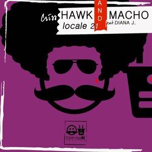 Criss Hawk, Macho 歌手頭像