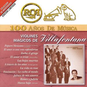 Los Violines Magicos De Villafontana 歌手頭像