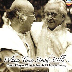 Ustad Vilayat Khan, Pandit Kishan Maharaj 歌手頭像
