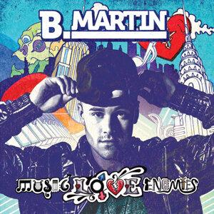 B. Martin 歌手頭像