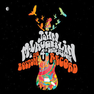 John McLaughlin and the 4th Dimension 歌手頭像