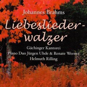 Gächinger Kantorei, Jürgen Uhde, Helmuth Rilling 歌手頭像