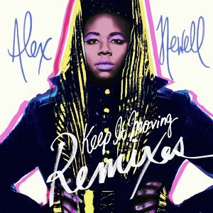 Alex Newell Artist photo