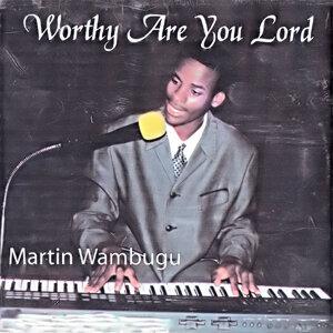 Martin Wambugu 歌手頭像