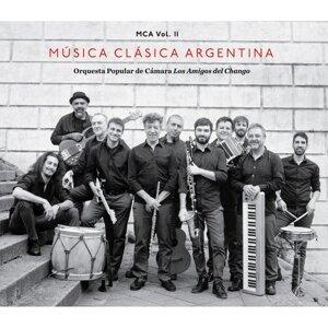 Orquesta Popular de Cámara Los Amigos del Chango 歌手頭像