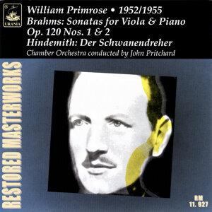 Rudolf Firkusny| William Primrose| John Pritchard 歌手頭像