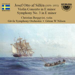 Gävle Symphony Orchestra, Christian Bergqvist 歌手頭像