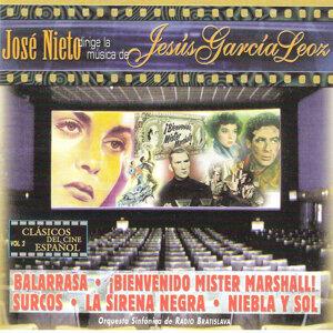 José Nieto|Orquesta Sinfónica de Radio Bratislava 歌手頭像