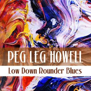 Peg Leg Howell 歌手頭像