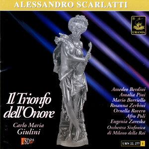 Amedeo Berdini  Amalia Pini  Mario Borriello 歌手頭像