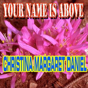 Christina Margaret Daniel 歌手頭像