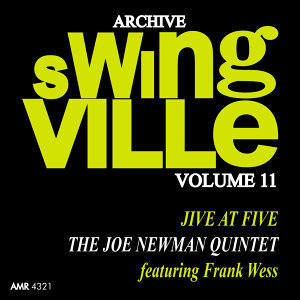The Joe Newman Quintet & Frank Wess 歌手頭像