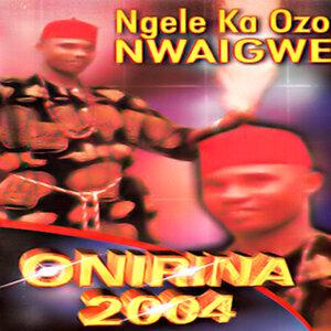 Onirina 2004 歌手頭像