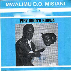 Mwalimu D. O. Misiani 歌手頭像