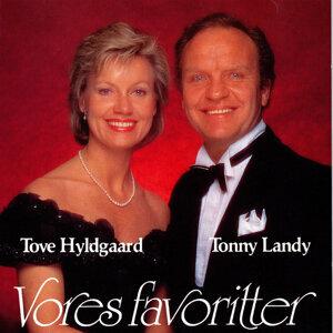 Tonny Landy & Tove Hyldgaard 歌手頭像