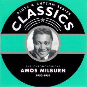Amos Milburn (艾瑪斯梅爾本) 歌手頭像