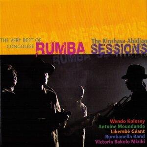 Wendo Kolosoy, Antoine Moundanda, Victoria Bakolo Miziki, Likembe Geant, Rumbanella Band 歌手頭像