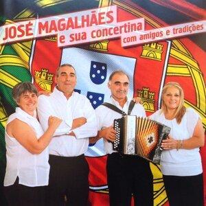 José Magalhães e Sua Concertina 歌手頭像