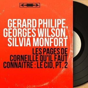 Gérard Philipe, Georges Wilson, Silvia Monfort 歌手頭像