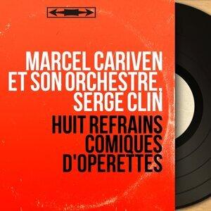 Marcel Cariven et son orchestre, Serge Clin 歌手頭像