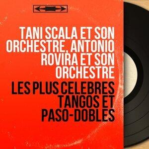 Tani Scala et son orchestre, Antonio Rovira et son orchestre 歌手頭像