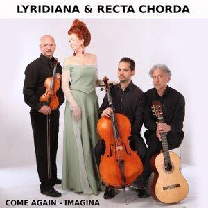 Lyridiana, Recta Chorda 歌手頭像
