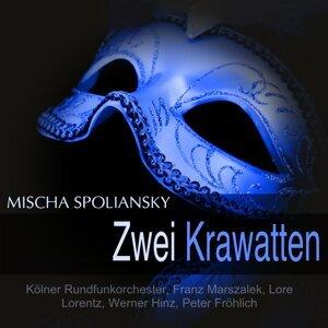 Kölner Rundfunkorchester, Franz Marszalek, Lore Lorentz, Werner Hinz, Peter Fröhlich 歌手頭像