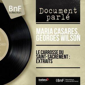 Maria Casarès, Georges Wilson 歌手頭像