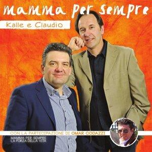 Kalle e Claudio, Omar Codazzi 歌手頭像