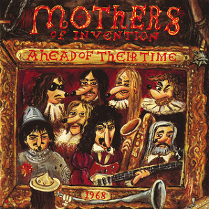The Mothers Of Invention & Frank Zappa アーティスト写真