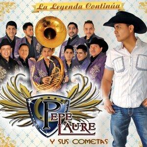 Pepe Laure y Sus Cometas 歌手頭像