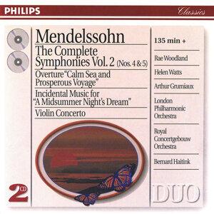 Royal Concertgebouw Orchestra,London Philharmonic Orchestra,Bernard Haitink 歌手頭像