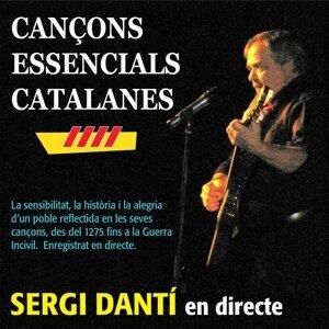 Sergi Dantí 歌手頭像