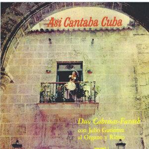 Duo Cabrisas-Farach 歌手頭像