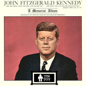 John Fitzgerald Kennedy 歌手頭像