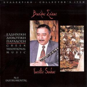 Vassilis Soukas (Βασίλης Σούκας) 歌手頭像