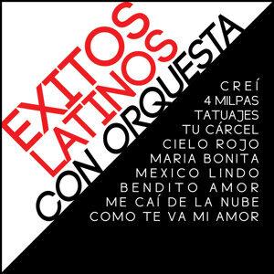 Exitos Latinos Con Orquesta 歌手頭像