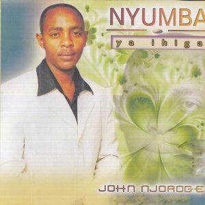 John Njoroge 歌手頭像