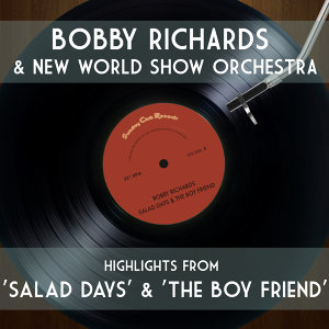 Bobby Richards & The New World Show Orchestra 歌手頭像