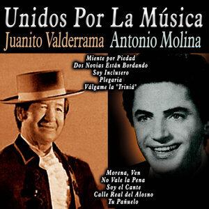 Juanito Valderrama|Antonio Molina 歌手頭像