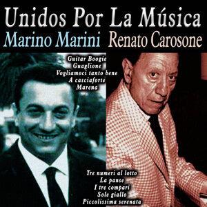 Renato Carosone|Marino Marini 歌手頭像